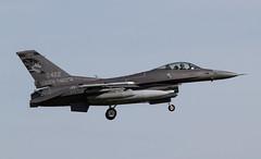 F-16C 88-0422 (Rod Martins Photography) Tags: rafmildenhall f16c usaf 880422 fightin lobos 175 fs 114 fw airnationalguard ang egun fighting falcon runway11 landing