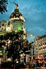 Metropolis (La Pom ) Tags: madrid spain espagne espana metropolis