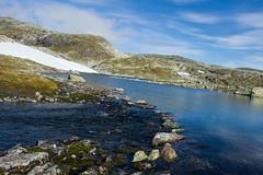 IMG_2281 Middyr på Haukelifjell (JarleB) Tags: haukelifjell røldal fjell høyfjellet hardanger hordaland water tur fjelltur høst autumn september middyr ulevå haukeliseter haukeli mountain