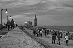 Caorle (Luigi Photo) Tags: santuario veneto provinciaveneta passeggio lungomare
