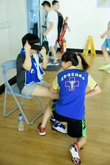 2016-09-22 Badminton Qualification - Yahoo Sports Day (myhsu) Tags: 2016 yahoo sportsday dann