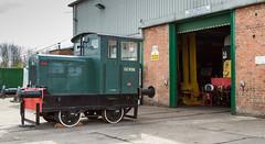 """GCR(N)"" (kevaruka) Tags: great central rail railway class 25 british 20 73 56 08 46 ruddington greatcentralrailway gcr class47 class37 class03 class73 class56 preserveddiesel ilobsterit"