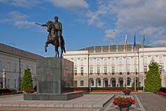 Warsaw_Old_Town 1.6, Poland (Knut-Arve Simonsen) Tags: square poland warsaw oldtown warszawa warschau krakowskieprzedmieście