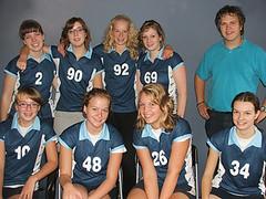 2007 Meisjes B2 - Tr. Gerben Heerspink