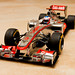 Minichamps 1/18 scale McLaren MP4-27 Jenson Button 2012 F1 car