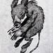 The wolf rat donkey dog