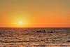 Tramonto sul mare (PietroEsse) Tags: sunset boats tramonto mare barche canoneos350d hdr canonefs1855 castellammaredistabia