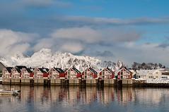 Tarde de sol (dopaps) Tags: norway landscape noruega d90 svinya