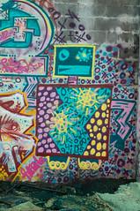 La Fabrica - 42 (r2hox) Tags: graffiti urbanart santiagodecompostela arteurbano abandonedspaces
