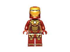 Iron Man Mark 42 (Tr0jinH0rse) Tags: lego ironman extremis ironman2 ironman3 mark42