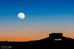 Moonrise in Eggum, Norway (daniel.osterkamp) Tags: blue winter light sunset shadow sky orange sun moon house mountain nature norway night dawn evening glow dusk horizon landmark moonrise glowing wilderness rise moonset shillouette shilouette nordland lightbulp eggum danielosterkamp