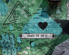 Graffiti Mural, Williamsburg, Brooklyn, New York City (jag9889) Tags: street city nyc ny newyork art brooklyn graffiti mural artist williamsburg 2013 jag9889