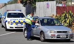 Ticket time (D70) Tags: new beach time police ticket zealand nz subaru ez 1998 hop issues 2009 officer holden whangamata commadore imprezza eyn504 ezg328
