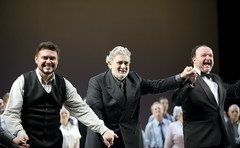 The Royal Opera Chorus and Plácido Domingo to make their West End LIVE debut this weekend