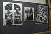 Joseph Loughborough at Anno Domini March 2013 (AstroGirl) Tags: art annodomini urbancontemporary charcoaldrawings josephloughborough