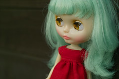 (chaoskatenkosmos) Tags: doll rice sally translucent blythe miss rbl