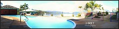 Alindahaw Lakeview Poolside Panorama (Dice7 Photography) Tags: vacation panorama tourism pool rural swimming relax philippines landmark resort hut greenery lakewood poolside lakeview provincial zamboangadelsur alindahaw cerilles biswangan alindahawlakeview