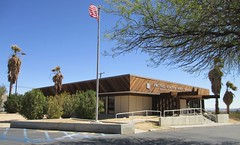 Post Office 92252 (Joshua Tree, California) (courthouselover) Tags: california ca joshuatree postoffices sanbernardinocounty