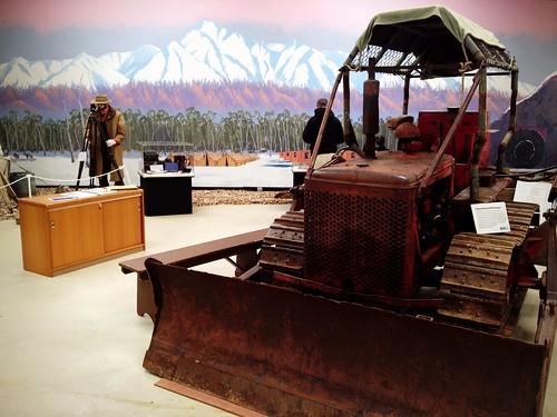 Snowy Scheme Museum Adaminaby