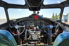 B-17 Memphis Belle Cockpit © Keith Breazeal (Keith Breazeal Photography) Tags: aircraft wwii b17 warbird superfortress