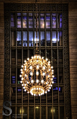 NYC Grand Central Chandelier- (Singing With Light) Tags: city photography evening october pentax ct milford 2012 k5 jjp singingwithlight grandcentralterminal2012ctjjpk5milfordoctobersingingwithlightcityeveningpentaxphotography