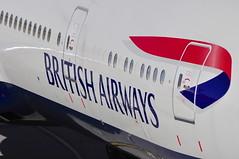 British Airways B777-300ER G-STBE (altinomh) Tags: plane airport aviation sydney engine twin australia mini seven nsw newsouthwales boeing syd 777 triple spotting jumbo b777 yssy etops minijumbo worldliner