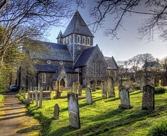 The Church in St.Anne Alderney (neilalderney123) Tags: uk church graveyard europe unitedkingdom britain graves alderney guernsey channelislands georgegilbertscott bailiwickofguernsey crowndependencies