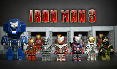 LEGO Iron Man 3 (MGF Customs/Reviews) Tags: 3 man pepper hall iron lego mark tony rings armor figure ten mandarin 17 shield 40 patriot shotgun custom stark igor 39 killian gemini 42 legion 38 heartbreaker potts aldrich the rdj extremis of legohaulic