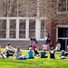 "<b>Spring 2013</b><br/> Campus Scenes Spring  2013. Photo by Aaron Lurth<a href=""http://farm9.static.flickr.com/8261/8696149345_7b1244a861_o.jpg"" title=""High res"">∝</a>"