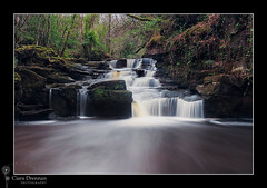 The Catholes 2 (Ciara Drennan) Tags: ireland green nature beauty river waterfall calm runningwater flowingwater laois irishcountryside hiddengem catholes thecatholes
