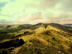 mam tor-  http://youtu.be/ZfwdG73lsrQ (Tonia_74- work demands really trying to keep up :)) Tags: clouds windy ridge textures mamtor