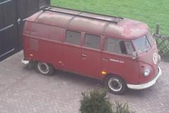 """TJ-51-69 Volkswagen Transporter bestelwagen 1962 """"Brandweer Elst"""" • <a style=""""font-size:0.8em;"""" href=""""http://www.flickr.com/photos/33170035@N02/8701097047/"""" target=""""_blank"""">View on Flickr</a>"""