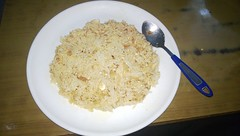Jeera rice with home made crushed cheese cooked in desi ghee @ My home (vineetkohli) Tags: myhome foodspotting foodspotting:place=748790 jeeraricewithhomemadecrushedcheesecookedindesighee foodspotting:review=3502388
