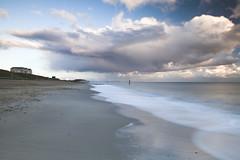 Hengistbury storm (milouvision) Tags: sea coast dorset