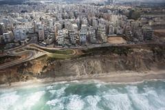 Aerial view ISRAEL (Ancho.) Tags: netanya israel mediterraneancoast aerialview publicdomain buildings