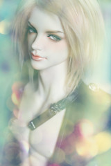 Sparkling Playboy (DopingxPanda) Tags: ball fur doll sid wig claude bjd dollfie joint furwig iplehouse