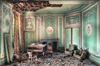 Piano of Silence