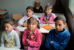 UNHCR News Story: A learning curve for young Syrian refugees at model school in Lebanon (UNHCR) Tags: unicef school girls lebanon news students children education classroom refugees border middleeast help aid violence syria conflict information protection assistance unhcr homs newsstory civilians daraa arsal ministryofeducation qusayr unrefugeeagency unitednationsrefugeeagency syrianrefugees