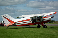 N5647S (Goolio60) Tags: flying aircraft aviation maule breighton