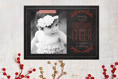 Chalkboard Christmas Cards (blush printables) Tags: christmas chalk board card chalkboard photocard