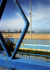 Tanger - 10 (bernardtribondeau) Tags: architecture bars beaches marocco tangier