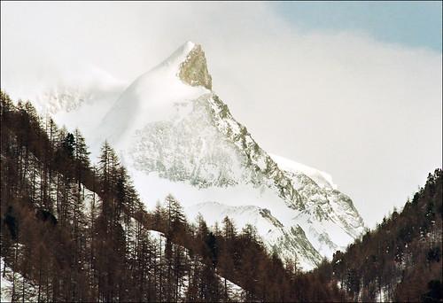 White Matterhorn