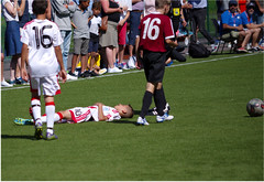 Injury 1 (miguel IV [on vacation]) Tags: youthfootball