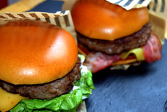 Signature Collection Burgers from McDonald's (Tony Worrall) Tags: add tag 2016tonyworrall images photos photograff things uk england food foodie grub eat eaten taste tasty cook cooked iatethis foodporn foodpictures picturesoffood dish dishes menu plate plated made ingrediants nice flavour foodophile x yummy make tasted meal signature collection burgers from mcdonalds bun