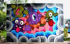 paint&beer 2016 (wojofoto) Tags: amsterdam graffiti streetart paintbeer paintandbeer adm vrijplaats nederland netherland holland wojofoto wolfgangjosten nol edo