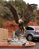 20111112_sedona_6.jpg (Ryan and Shannon Gutenkunst) Tags: az sedona eagle statue usa