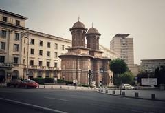 Bucharest - Kretzulescu Church
