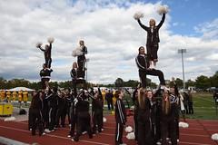 Homecoming Weekend Events (Rowan University Publications) Tags: rowan rowanuniversity oncampus homecoming fall events 2015 footballgame cheerleaders glassboro newjersey usa