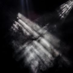 Light and smoke crushed (stendol [L.B.W.L.]) Tags: smoke light crashed fumo luce