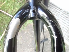 IMG_20160809_091202088 (spj_2009) Tags: fork damage bent mtb cycle bicycle